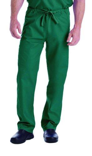 - Landau 7602 Adult's Scrub Pant Hunter Green XX-Large Tall