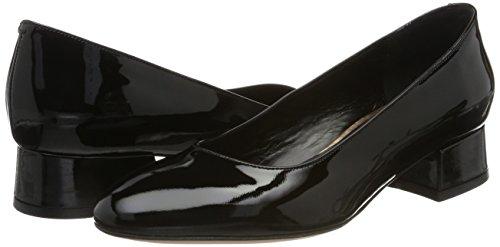Pupa black Col Scarpe Chiusa Punta Tacco 400 Nero Black Donna Oxitaly Unpwqxfp