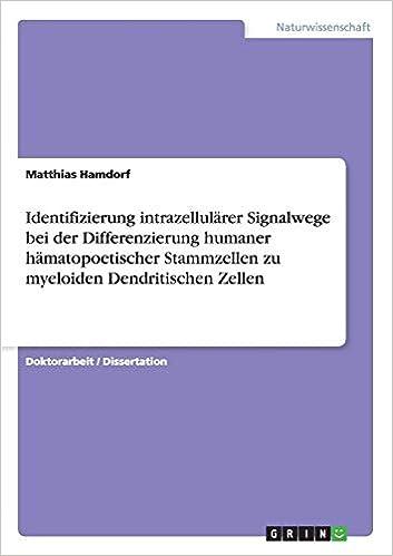 Identifizierung intrazellulärer Signalwege bei der ...