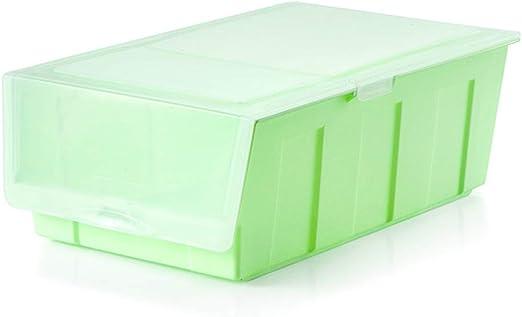 HANYF Caja De Plástico para Guardar Zapatos, La Caja De Zapatos ...