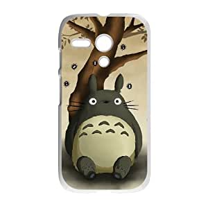 Motorola G Cell Phone Case White My Neighbor Totoro W9872251