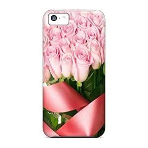Pink Rose Theme For Iphone 6 4.7 Inch Case Cover