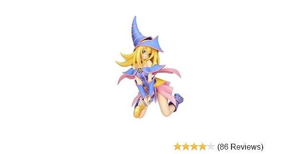 Kotobukiya Yu-Gi-Oh Black Magician Girl Ani-Statue Diamond Comic Distributors FEB111687