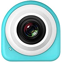 fannuoyi Mini Action Camera WIFI HD 1080P 8MP Sports Camera 145 Degree Wide Angle Lens Remote 1080p Video Drive Recorder Magnetic and Sticky
