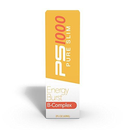 Liquid B Complex Supplement PS1000 functioning
