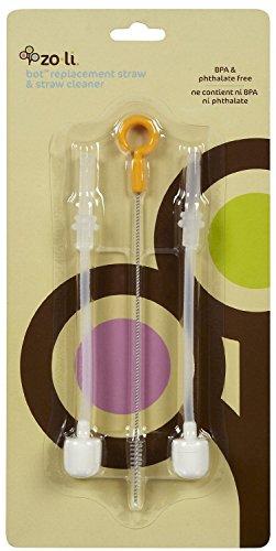 Zo li Replacement Straw Brush Straws product image