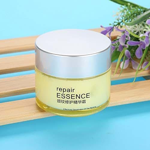 100g Natural Neck Wrinkles Removal Cream, for Neck Repairing Essence Anti-Wrinkles Moisturing