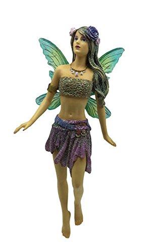 December Diamonds Bella Female Fairy Christmas Ornament Faeries 5555028 Pixie - Fairy Christmas Ornament Collection