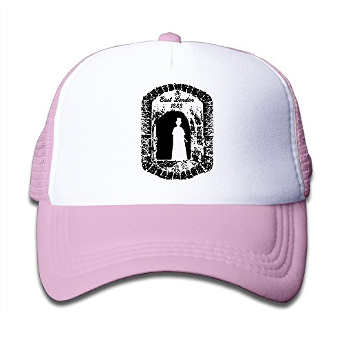 jack-the-ripper-the-shining-horror-adjustable-child-small-hats-snapback-cap-fits-613-yearsrnold-kids