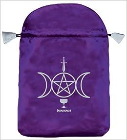 Sensual Wicca Satin Bag (Bolsas de Lo Scarabeo Tarot Bags ...