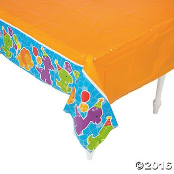 Little Dinosaur Tablecloth - 54
