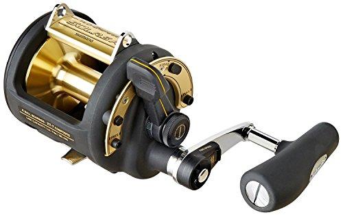 Shimano TLD 50 II LRS A 2 Speed Trolling Multiplier Offshore Fishing Reel, TLD50IILRSA - 2 Speed Reel