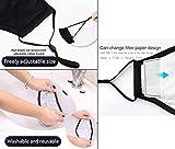 2 PCS Washable Reusable Adjustable Cotton Face