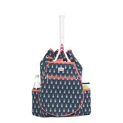 Ame & Lulu Kingsley Tennis Backpack (Pineapple) by Ame & Lulu (Image #4)