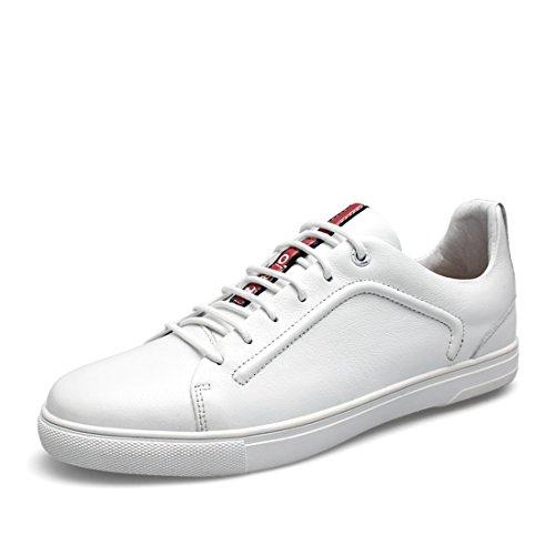Größe Minitoo Sneaker Herren Weiß Weiß 39 LHEU LH1002 UwqAa8U