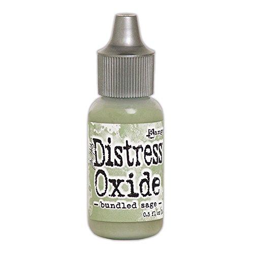 Ranger TDR56959 Tim Holtz Distress Oxides Reinker Bundled Sage, Multi