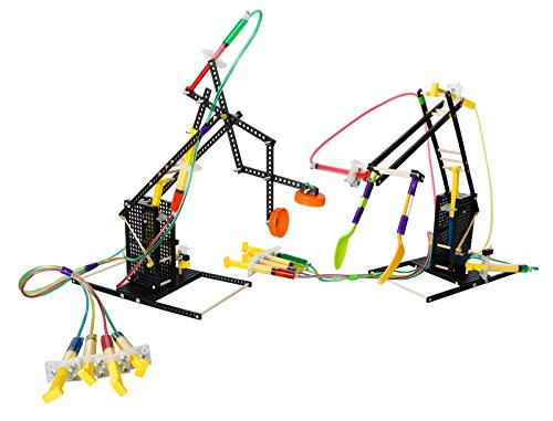 Teachergeek Advanced Hydraulic Arm Stem   Robotics Activity Kit