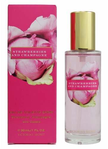 Victoria's Secret Garden Strawberries and Champagne Eau D...