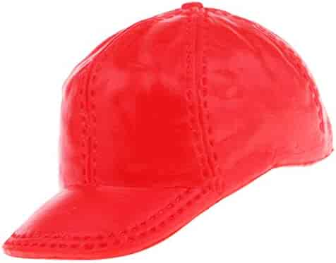 890a4acbce23d Flameer 1 6 Female Soldier Fashion Baseball Cap Red for 12inch TTL Enterbay  Figure