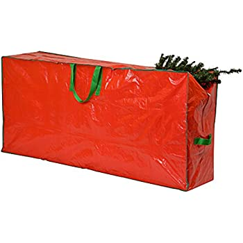 christmas tree storage bag 65 x 15 x 30 premium xl - Plastic Christmas Tree Storage Box