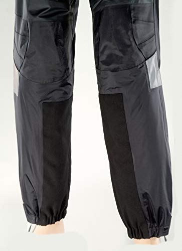 Tour Master Sentinel Nomex Women's Street Motorcycle Pants - Black/X-Small