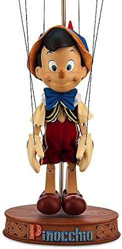Disney Store Pinocchio Marionette Figurine – Limited Edition 1 of only 500 Made