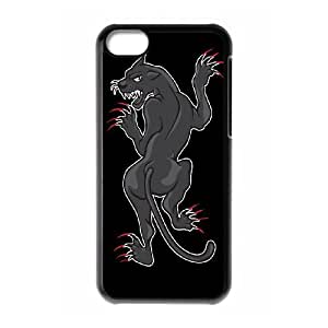 Generic Case Black Panther For iPhone 5C G7F0453606