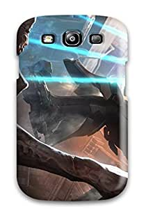 Best 5506599K29525454 Protective Tpu Case With Fashion Design For Galaxy S3 (dead Space)