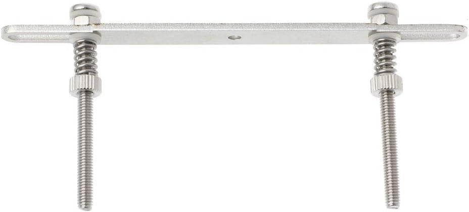 Wondiwe 1 Set Stainless Steel Water Cooling Waterblock Buckles Screw M450