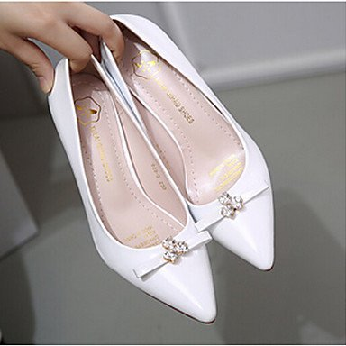 5 cm Noir Confort Printemps 5 à à LvYuan Chaussures Confort Femme ggx 7 white Talons Blanc Rouge Décontracté Polyuréthane 9 UP6qxSw