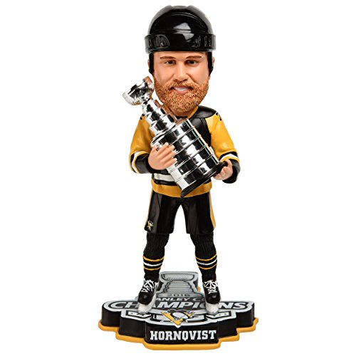 Pittsburgh Penguins Patric Hornqvist 2016 Stanley Cup Champions Bobblehead -
