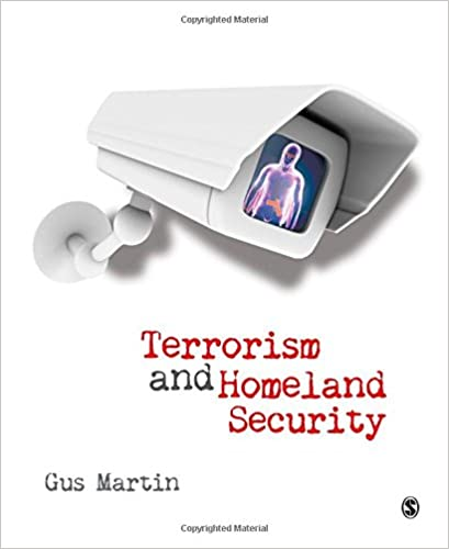Book Terrorism and Homeland Security