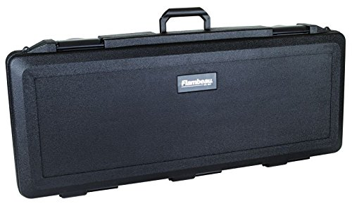 Flambeau Outdoors 6463BW SafeShot Double Wall Compound Bow Case, 40-Inch Compact Double Bow Case
