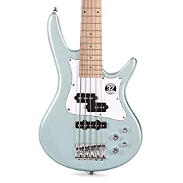 Ibanez SRMD205 Mezzo 5-String Bass Sea Foam Pearl Green