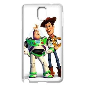 Samsung Galaxy Note 3 White phone case Disney Cartoon Toy Story EYB3574316