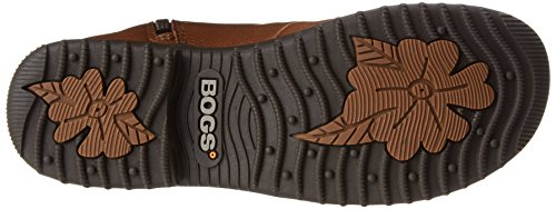 Alexandria Chocolate Bogs Boot Waterproof Tall Leather Women's 5n47qa4A