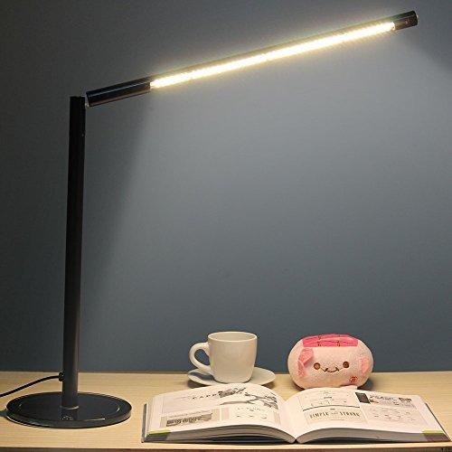 300 opinioni per GHB Lampada da Tavolo a LED Dimmerabile Lampada da Scrivania Lampada Lettura