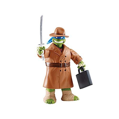 Turtles Action Figures Leo in 80s Garb - Figura Decorativa