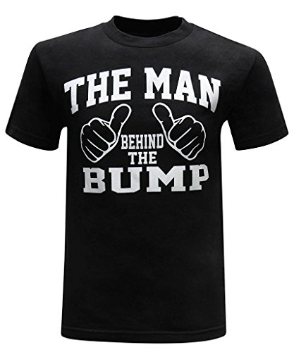 Man Behind Bump Mens T Shirt product image
