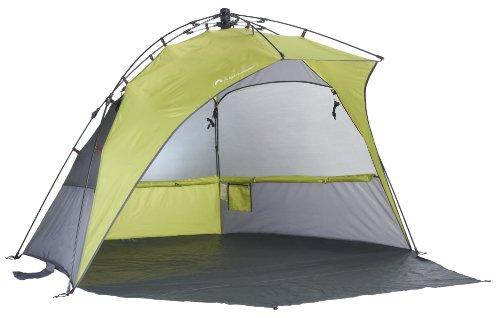 Lightspeed Sun Shelter Tent, Green/Gray, 8 Pounds, Outdoor Stuffs