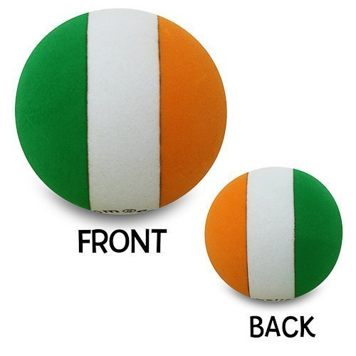 Quantity 3 pcs pack - Coolballs Cool Ireland Fighting Irish Patriotic Country Flag - Car Antenna Topper / Car Antenna Ball Coolballs® CB_irish3