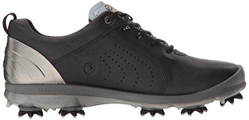 Ecco Negro Zapatillas Biom para de 54443 Negro Mujer Golf G 2 Women's rq1wTrv