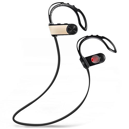 Eleganantamazing Auriculares inalámbricos Deportivos con Bluetooth ...