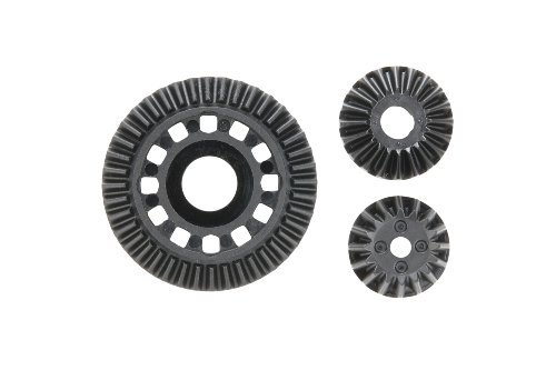 - Tamiya RC spare parts No.1546 SP.1546 TB-04 ball differential ring gear set (40T) 51546