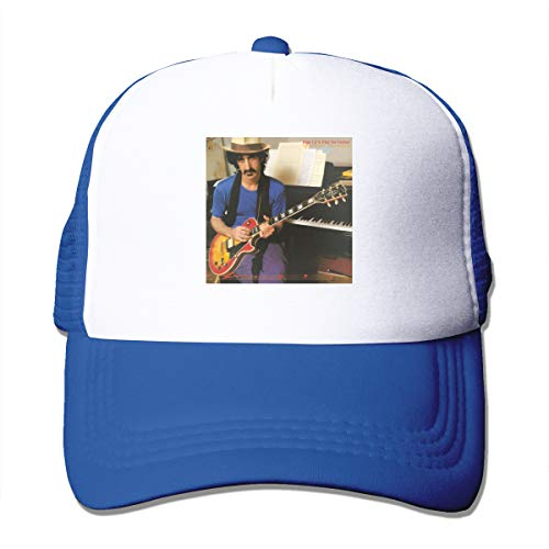 JamesMSmit Frank Zappa Shut Up 'n Play Yer Guitar Unisex Breathable Sun Hat,Baseball Cap,Adjustable,Classic Hat,Truck Hat