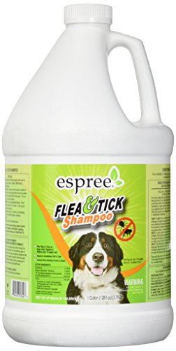 Tick Shampoo Gallon - Espree Flea & Tick Shampoo for Pets, 1 Gallon