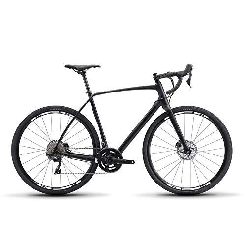 Diamondback 2019 Haanjo 7C Carbon Road Bike Raw Carbon Matte (56cm)