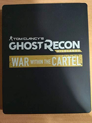 Ghost Recon Wildland Steelbook Collector Case