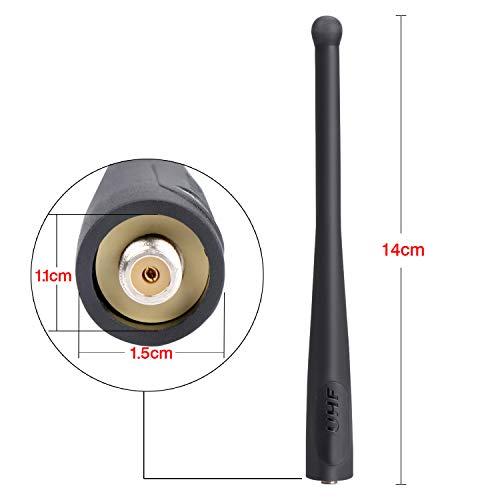 2x 764-870 MHz GPS Antenna for Motorola APX6000 XiR-P8208 APX4000 radio