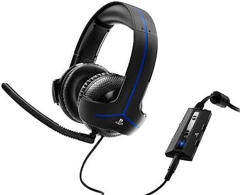 Thrustmaster - Auriculares Y-300P + Far Cry 4 (Playstation 4 ...